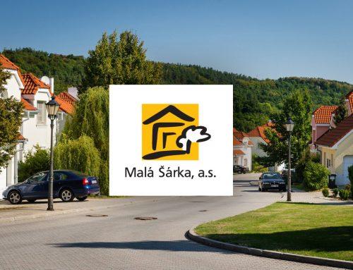 SPRAVUJEME VILOVÝ AREÁL MALÁ ŠÁRKA
