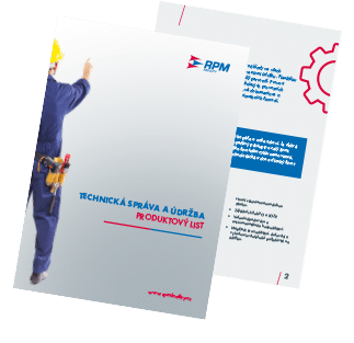 brožura technické správy a údržby RPM