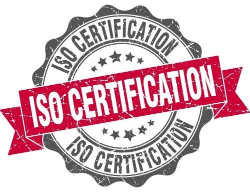 Úspěšně jsme dokončili certifikaci ISO