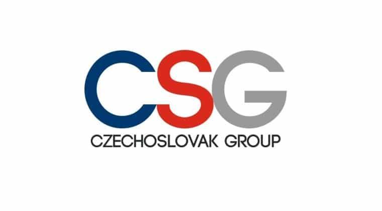 Logo Czechoslovak Group